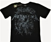 Metallica Tişört And Justice