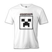 Minecraft Creeper Stencil Tişört