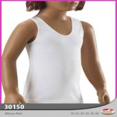 Limissi 30150 Şahin Ribanalı Atlet Kız Beyaz