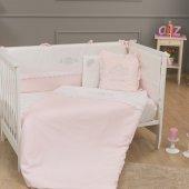 Funna Baby 5101 Princess Uyku Seti 8 Parça 80x140 Cm