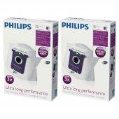 Philips Fc8027 01 Toz Torbası 2 Kutu