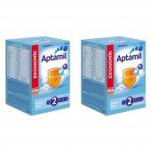 Aptamil 2 Devam Süt 1200 Gr İkili