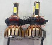 Led Zenon (4800lm)(48w) H4 4 Yönlü Yeni Nesil Gerçek Watt Ve Lumen Değer