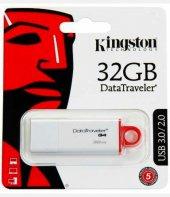 Kingston 32gb Usb 3.0 Flash Bellek Dtıg4 32gb