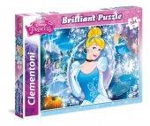 Clementoni 20132 104 Parça Cinderella Brilliant Puzzle