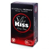 Fiesta Silky Kiss Geciktiricili Prezervatif 12 Adet