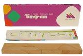 Zet T Tangram (Karton Kutu)