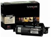 Lexmark 64416xe T644 Siyah Toner Orjinal 32000 Sayfa