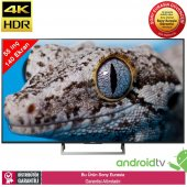 Sony Kd55xe8505 140 Ekran 4k Ultra Hd Android Led Tv