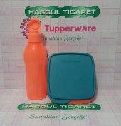 Tupperware Beslenme Seti (Bölmeli Beslenme K. Ve Eko Şişe 500