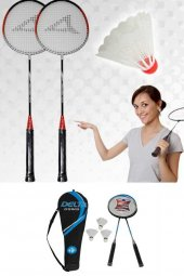 Badminton Seti (2 Raket + 1 Top)