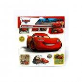 Disney Cars 3d Puffy Sticker 30x30 Cm
