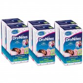 Huggies Drynites Emici Gece Külodu Small Kız 4 7 Yaş 60 Adet