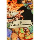 Pierre Cardin Sonbahar&ampkış Koleksiyonu Siyah &amp Mor Tonları Kgak1 2220