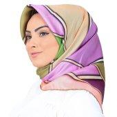 Silk Home Eşarp Tivil İpek Desenli Slk1409