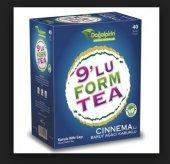 Doğalpirin 9 Lu Form Çayı Cinnemalı 40 Süzen Poşet Çay (2 Al +1)