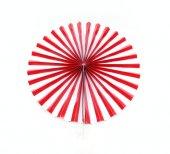 Kağıt Süs Kırmızı Model 2