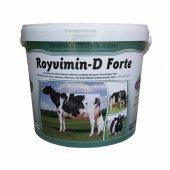 Royal Royvimin D Forte 25 Kg Toz Yem Katkısı Mayalı Vitamin, Mineral Premiksi