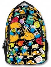 Adventure Time Okul Sırt Çantası (Ümit Çanta 1890)