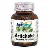 Enginar Ekstresi Kapsül Artichoke 60 X 380mg Sepe Natural