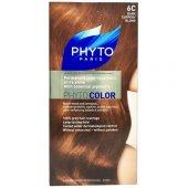 Phyto Color 6c Blond Force(Koyu Sarı Bakır) Bitkisel Saç Boyası