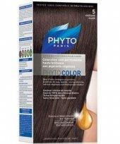 Phyto Color 5 Chatain Clair (Açık Kestane) Bitkisel Saç Boyası