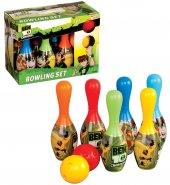 Fen Toys Lisanslı Ben10 Bowling Seti 5973