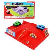 Zuzu Toys Otopark Seti 0127