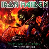 ıron Maıden From Fear To Eternıty The Best Of 1990 2010 (3 Lp)