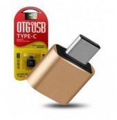 Usb Type C Yi Usb3.0 A Dönüştürür Otg Çevirici Dönüştürücü