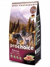 Pro Choice Naturals Kuzu Etli Ve Patatesli Tahılsız Köpek Maması 12 Kg