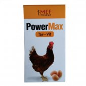 Tavuk Vitamini Powermax 40 Gr