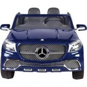 Sunny Baby W489t Mercedes Benz Suv Akülü Araba Mavi