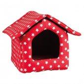 Kedi Ve Köpekler İçin Villiam Kulübe Yatak 30x40 Cm