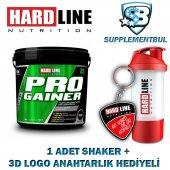 Hardline Progainer Çikolata 5000 Gr. + 1 Shaker + 1 3d Logo Anaht
