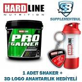 Hardline Progainer Muz 5000 Gr. + 1 Shaker + 1 3d Logo Anahtarlık
