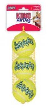 Kong Köpek Air Sq Sesli Tenis Topu M 3 Adet 6,5cm
