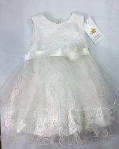 Ayışığı Abiye Elbise Beyaz
