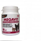 Vetiq Megavit Kedi Ve Köpek Multivitamin 30 Tablet