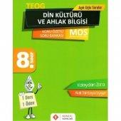 Sonuç Yayınları 8. Sınıf Teog Din Kültürü Ve Ahlak Bilgisi Konu Özetli Soru Bankası Modüler Set
