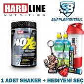 Hardline Nox2 Karadut 1090 Gr. + 1 Shaker + Hediyeni Seç