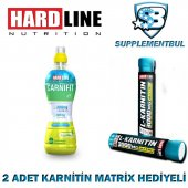 Hardline Carnifit 500 Ml Ananas 12 Adet + 2 Adet Karnitin Matrix