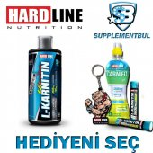 Hardline L Karnitin Thermo 1000 Ml + Hediyeni Seç