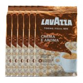 Lavazza Crema E Aroma Çekirdek Kahve 6 Adet 6 Kg