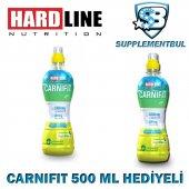 Hardline Carnifit 500 Ml Ananas 12 Adet + Carnifit 500 Ml Hediyel