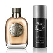 Oriflame Flamboyant Edt Erkek Parfümü 75 Ml 2 Li Set