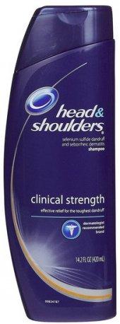 Head Shoulders Clinical Strength 400 Ml Şampuan