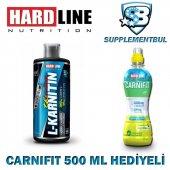 Hardline L Karnitin Thermo 1000 Ml + Carnifit 500 Ml Hediyeli