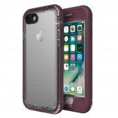 Lifeproof Nüüd Apple İphone 8 Kılıf Plum Reef