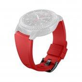 Samsung Orjinal Gear S3 Frontier Saat Kayışı Et Ysu76 Kırmızı
